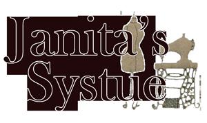 Janita s systue - Bunadsøm, herre og barnebunader